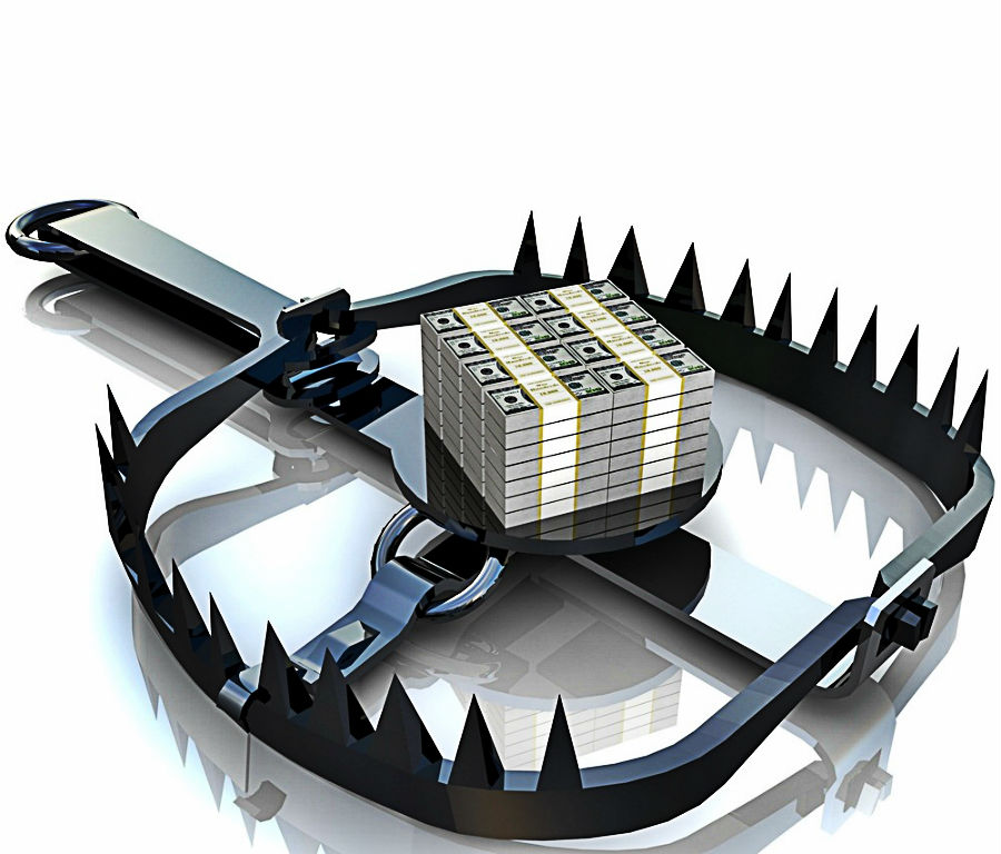 мошенничества «капперов»
