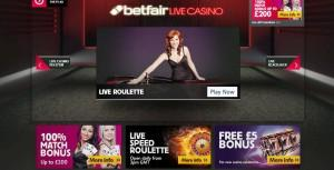 Обзор Betfair Live Casino and Poker