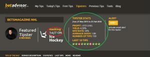 BetsMagazine NHL
