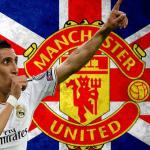 Ди Мария переходит в Манчестер Юнайтед!