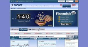 Финансовые ставки Sbobet