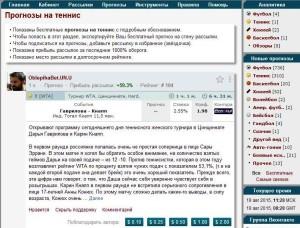 Раздел Аналитика на betonsuccess.ru