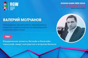 Валерий Молчанов юрист