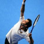 Влияние подачи в теннисе на исход матча